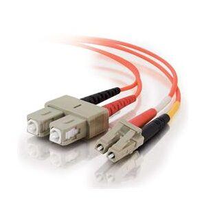 C2G 30m LC/SC Duplex 62.5/125 MM LSZH Fibre Cable
