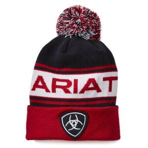Ariat Team Beanie Hat in Blue