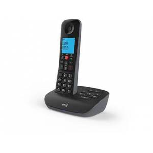BT Essentials DECT Cordless Telephone, Black, 090657