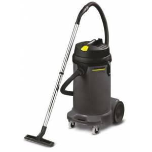Karcher  Cylinder Wet and Dry Vacuum Cleaner for General Cleaning, 7.5m Cable, 220 → 240V, UK Plug, NT 48/1