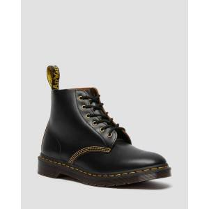 Dr. Martens 101 ARCHIVE LACE UP LEATHER BOOTS