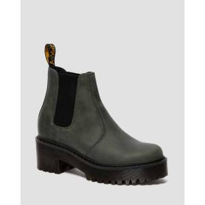 Dr. Martens ROMETTY LEATHER CHELSEA BOOTS