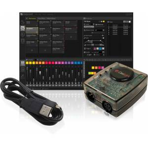 Daslight DVC4 GOLD - DMX software & hardware