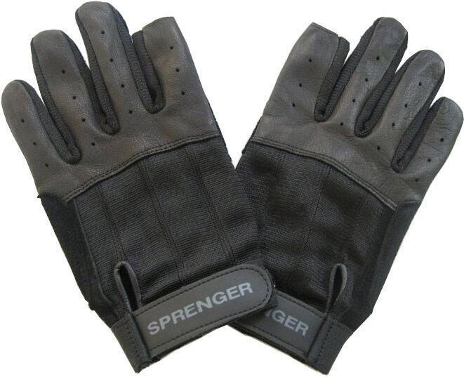 Sonstige Sprenger Roadie Gloves Size M black - Workwear / PPE