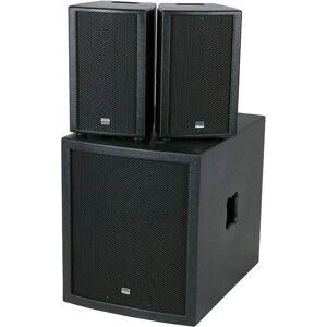 "DAP-Audio DAP Club Mate II 15"" Compact active speaker set -B-Stock- - Sale% Speakers"
