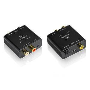 Fiio D03K Digital to Analog Audio Decoder/Converter - Optical / Coaxial - 3.5 /