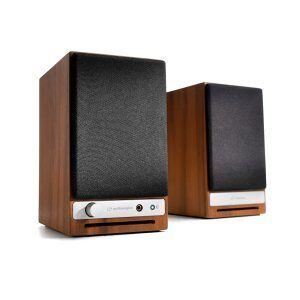 Audioengine HD3 Powered Desktop Speakers (pair) Colour BLACK