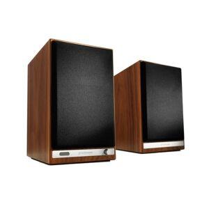 Audioengine HD6 Powered Speakers (Pair) Colour WALNUT