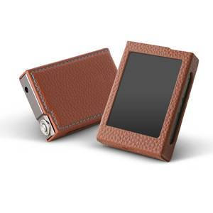 Cowon Plenue D (PD) Leather Case (Brown)