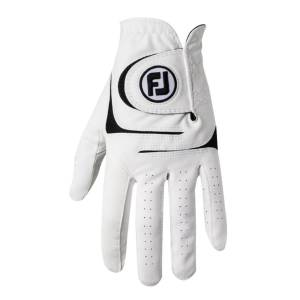 Footjoy WeatherSof Golf Glove, Male, Left hand, Xl, White    American Golf