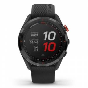 Garmin Black Approach S62 Golf GPS Watch, Size: One Size    American Golf