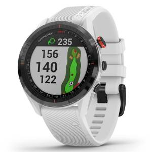 Garmin White and Black Approach S62 Golf GPS Watch, Size: One Size    American Golf