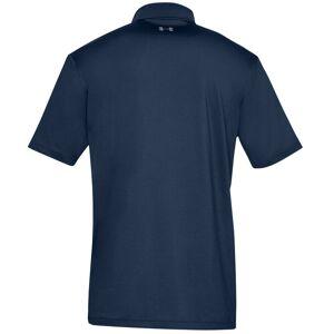 Under Armour Performance 2.0 Golf Polo Shirt, Mens, Academy, Small American Golf