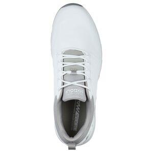 Skechers Elite 4 Victory Golf Shoes, Mens, White/grey, 10 American Golf