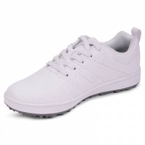Benross Kids White Ryder Junior Golf Shoes, Size: 2 American Golf American Golf