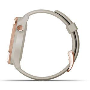 Garmin Approach S42 Golf GPS Watch, Male, Rose gold/light sand American Golf