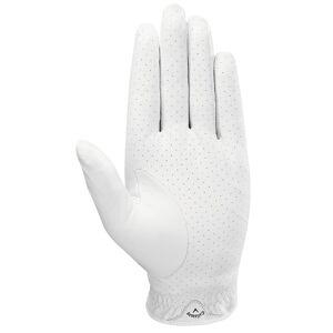 CallawayGolf Callaway Golf Dawn Patrol Golf Glove 2019, Male, Left Hand, Medium, White