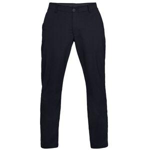 UnderArmour Under Armour EU Performance Taper Golf Trousers, Male, Black, 36, Short