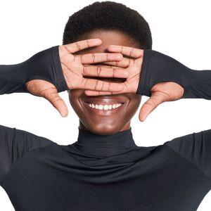 Röhnisch High Collar Ladies Baselayer, Female, Black, 14