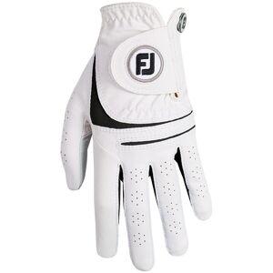 Footjoy WeatherSof Ladies Golf Glove, Female, Left Hand, Small, White