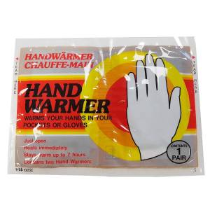 Brand Fusion BrandFusion Grey Mycoal Hand Warmers