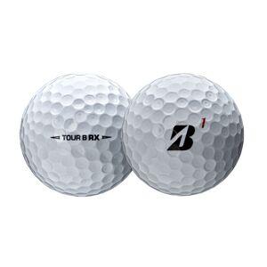 BridgestoneGolf Bridgestone Golf Tour B RX Mens White B Pack of 12 Golf Balls