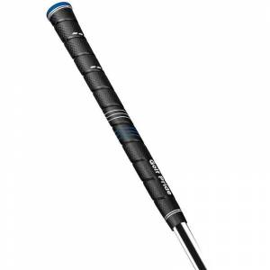 Golf Pride Mens Black and Blue CP2 Wrap Midsize Grip American Golf