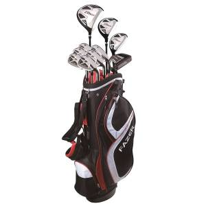 Fazer CTR22 Package Set, Male, Right Hand, Black