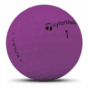 Taylormade Kalea Ladies 12 Ball Pack, Male, Matte Purple