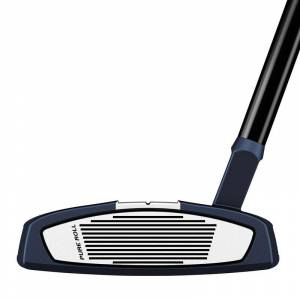 Taylormade White Spider X Left Hand 3 Putter, Size: 34