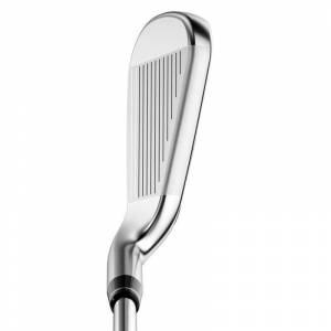 Callaway Golf Mens Silver And Black Big Bertha B21 Right Hand Steel Golf 7 Golf Irons, Size: 5-SW    American Golf
