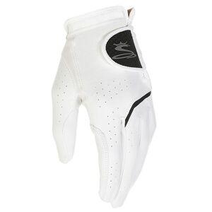 CobraGolf Cobra Golf Pur Tech Golf Glove, Male, Left Hand, Medium, White