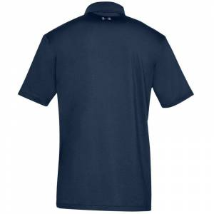 Under Armour Performance 2.0 Golf Polo Shirt, Mens, Academy, Large    Online Golf
