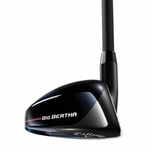 Callaway Golf Big Bertha B21 Hybrid, Male, Right Hand, 21°, Graphite, Lite