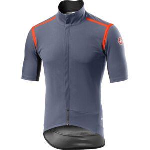 Castelli Gabba RoS Short Sleeve Cycling Jersey- AW19 - Dark Steel Blue / XLarge