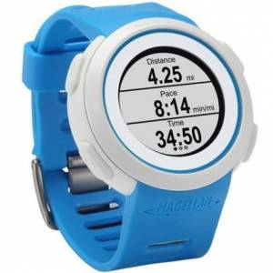 Magellan Echo Sport Watch With Heart Rate Monitor - Blue / Sports Watch With HRM