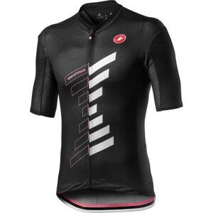 Castelli Giro Trofeo Short Sleeve Cycling Jersey - SS20 - Nero / Medium
