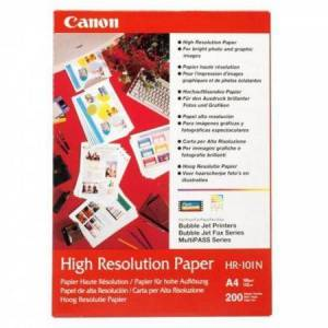 Canon HR-101 (A4) High Resolution Paper 106g (50 Sheets)