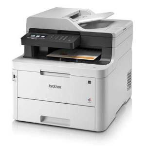 Brother MFC-L3730CDN A4 Multifunctional LED Printer 2400 x 600 DPI