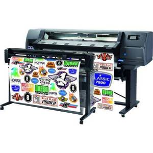 "HP Latex 115 Print and Cut Solution 54"" Large Format Printer"