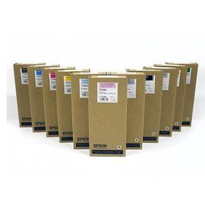 Epson Original Multipack Epson Stylus Pro 9890 Printer Ink Cartridges (11 Pack) -C13T636400