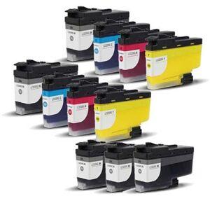 Printerinks Compatible Multipack Brother HL-J6000DW Printer Ink Cartridges (11 Pack) -LC3239XLBK