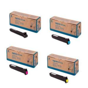 Konica Minolta Original Multipack Konica Minolta Magicolor 8650DN Printer Toner Cartridges (4 Pack) -A0D7153