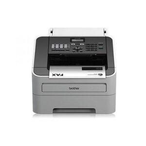 Brother FAX-2840 A4 Mono Laser Fax Machine (Black/Grey)