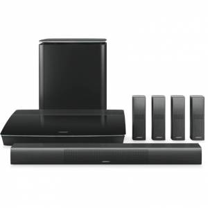 Bose Lifestyle 650 Home Cinema System in Black