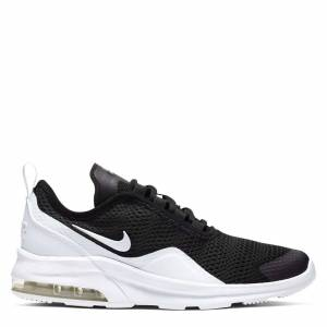 Nike Air Max Motion 2 Junior Trainers  - Black/White - Size: 5