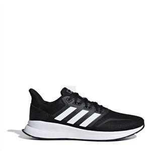 Adidas Shoes Unisex  - Black/Wht/Wht - Size: 13