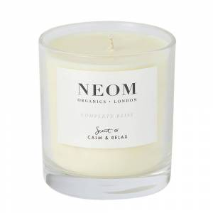 NEOM Complete Bliss Scented Candle 1 Wick 35hrs
