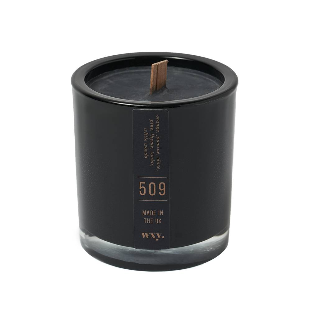 wxy. Umbra 509 Orchid Rose; Jasmine & Clove Candle 141g