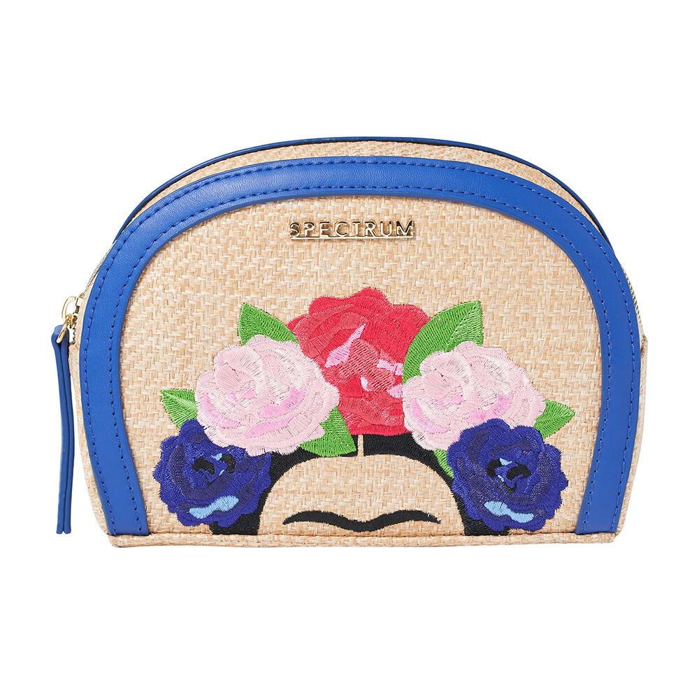 Spectrum Collections Frida Kahlo Makeup Bag